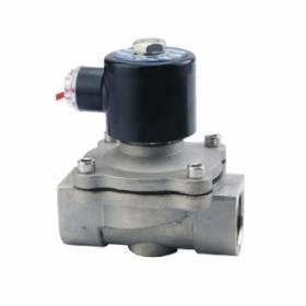 """Соленоидный клапан 1/4"""" нормально закрытый прямого действия, сталь, RF-SV-2W-35C-220V-SUS"""