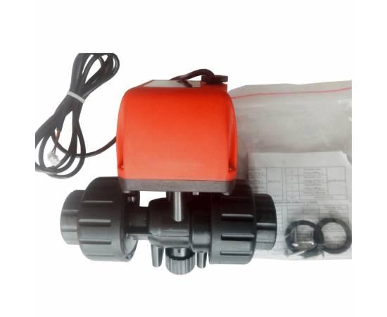 Вентиль электромагнитный шаровый Ball Valve