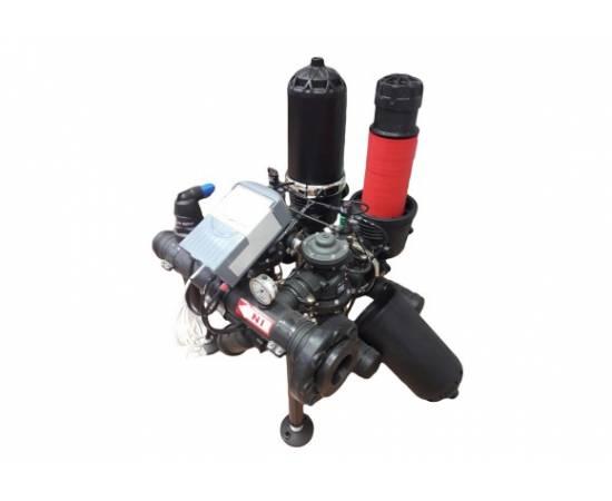 Дисковый фильтр до 50 куб\час с автоматической промывкой, изображение 2