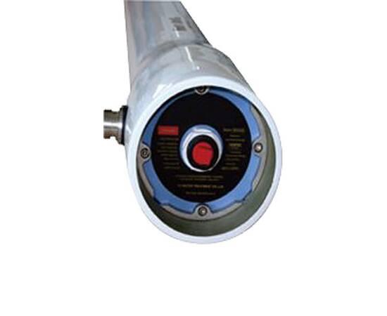 Корпус RAIFIL для 1-й мембраны 8040, рабочее давление 1000 psi, боковой дренажный порт