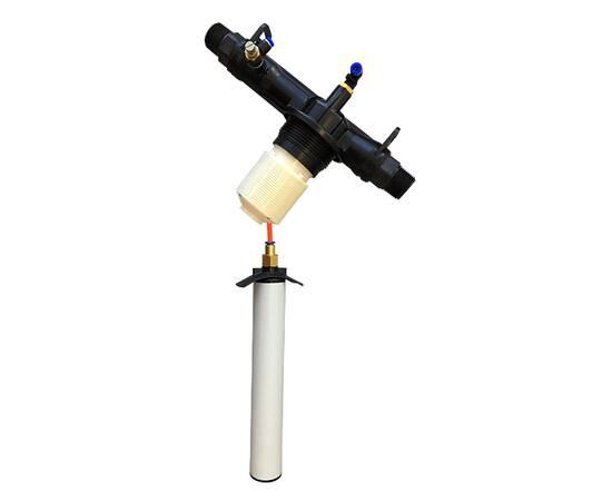 Аэрационный оголовок - адаптер для систем обезжелезивания воды в сборе