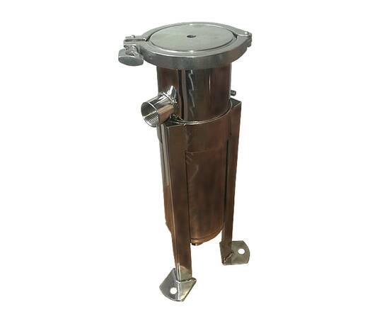 """Мешочный фильтр 8 куб/час, вход 1"""" BFL-4, изображение 2"""