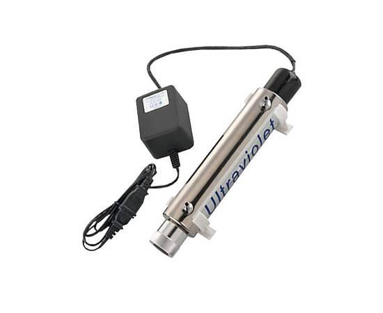 """Ультрафиолетовый стерилизатор UV-L 550W, 120 гал/мин, 4"""" (Китай)"""
