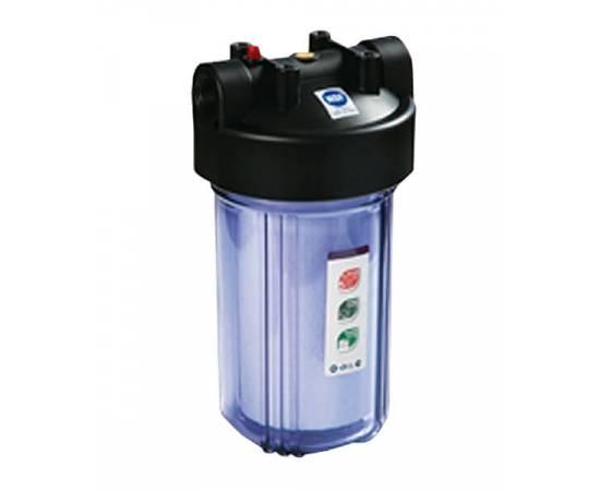 """10"""" BB прозрачный комплект для мехочистки холодной воды, вход/выход- 1"""""""