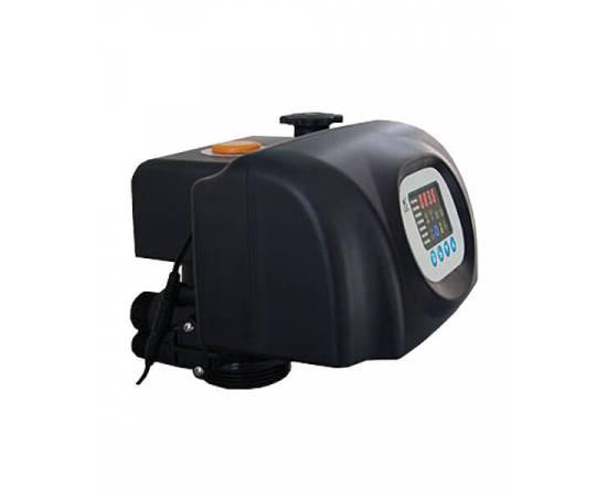"""Клапан управления фильтрацией по таймеру, 6 куб/час, 1"""", автомат + ручной режим, Runxin"""
