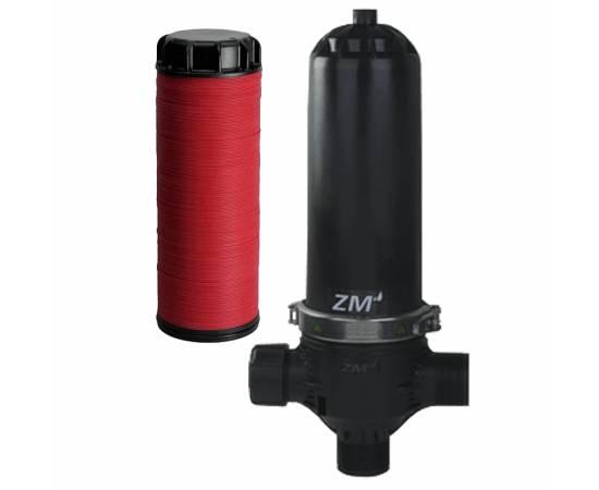"""Дисковый фильтр ZM, RM6016 вход/выход - 2"""" 130 микрон"""
