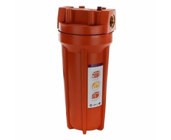 """10"""" SL корпус для горячей воды, вход/выход 1/2"""", тип 891, сброс давления"""