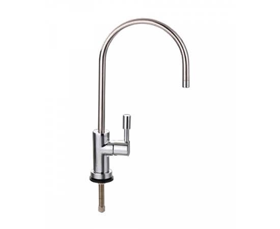 Кран чистой воды DF-019A2, цвет хром