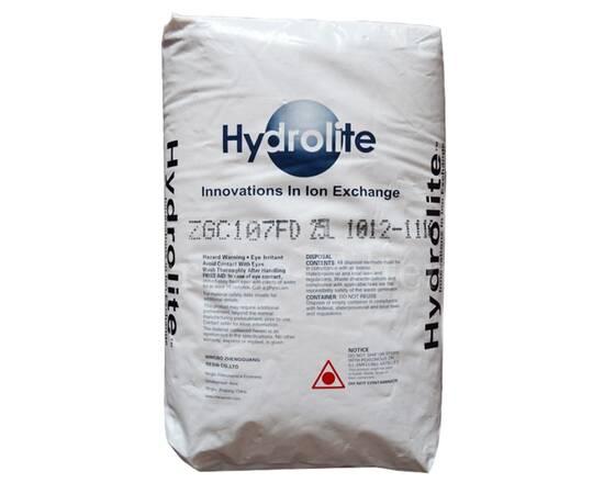 Hydrolite ZGMB8415 - смесь смол для деионизации воды, катионит\анионит - 40\60