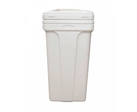 Солевой бак на 100 л, прямоугольный, в комплекте с распределительной системой
