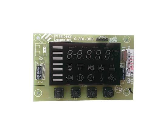 Дисплей для клапана управления RUNXIN