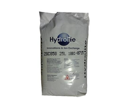 Hydrolite С207 ZGC858 (Гидролит) - катионит для удаления железа, марганца, жесткости, 25 л