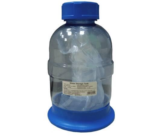 Накопительный бак пластиковый (объем 1,5 Gal ) прозрачный, изображение 2